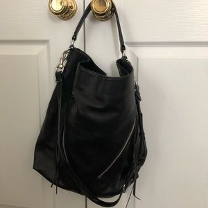 Rebecca Minkoff Hobo Moto Shoulder Bag